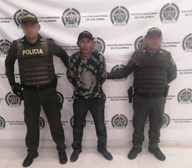 """""""Solicitaba el servicio de moto para hurtarlas"""", la Policía lo capturó por tener un arma sin permiso"""