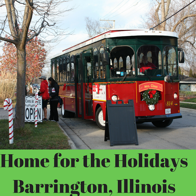 Home for the Holidays Barrington, Illinois December 2, 2017