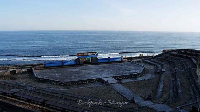 Amphitheatre Pantai Gunung Payung Bali