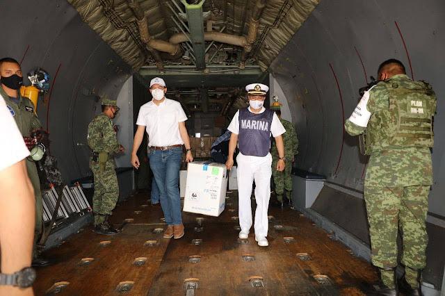 Pide gobierno de Yucatán que paramédicos de la SSP y Cruz Roja sean vacunados contra el COVID19