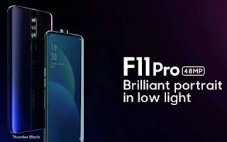 Oppo launches new smartphone F11 Pro, Know the features