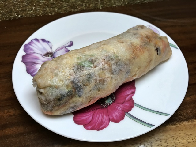 藝素家手作素食(早午餐)~中和素食早午餐