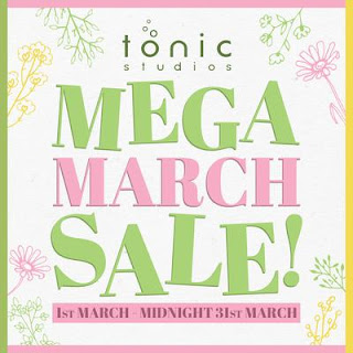Tonic Studios mega march sale