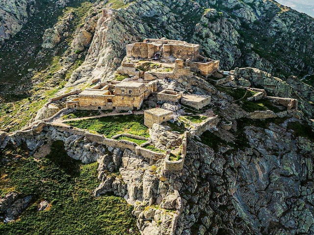 Babak Castle Iran