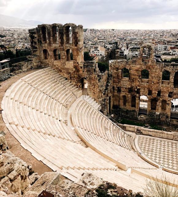 teatro di erode attico atene