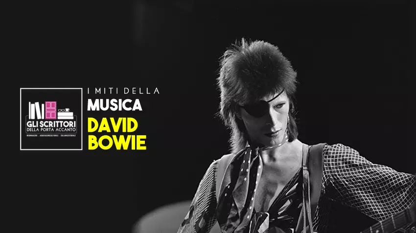 David Bowie, il Duca Bianco