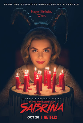 Chilling Adventures Of Sabrina Series Poster 2