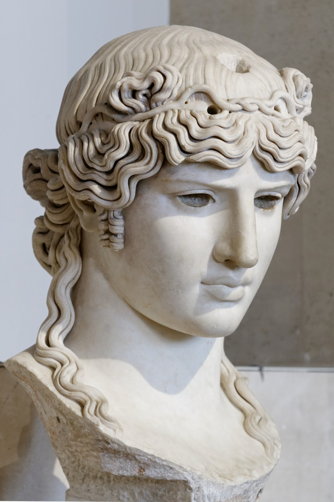 pictures of roman hairstyles