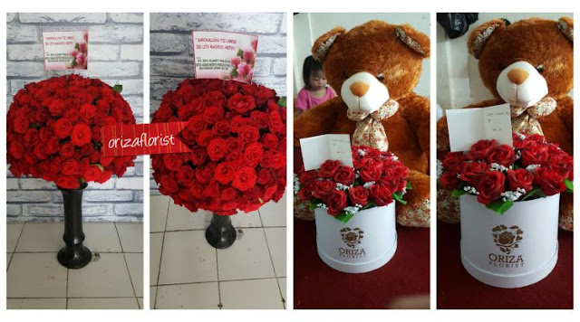 toko bunga murah online surabaya