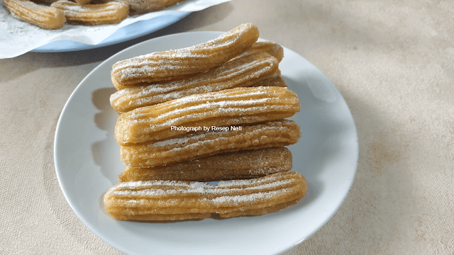 Resep Churros Anti Gagal