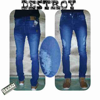 celana jeans distro pria original bandung