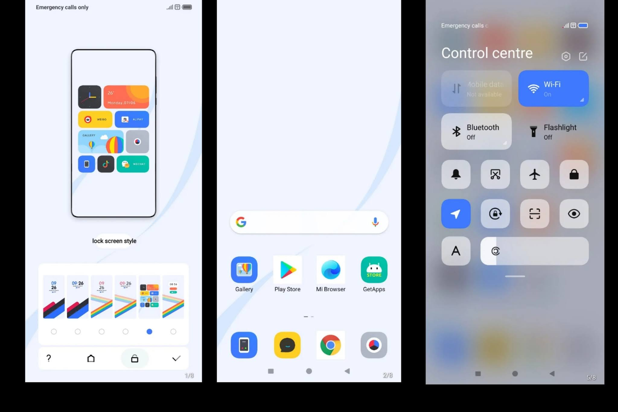 best themes for miui 12