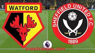 Шеффилд Юнайтед - Уотфорд смотреть онлайн бесплатно 26 декабря 2019 прямая трансляция в 18:00 МСК.