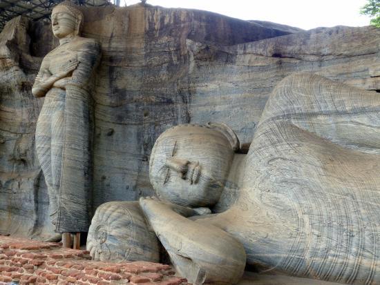 معبد غال فيهارا