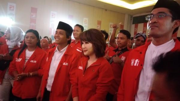 Tak Berani Protes KSP Tambah Anggaran & Penampungan Relawan Jokowi, PSI Ayam Sayur