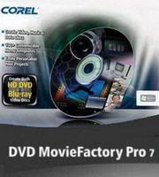 Corel DVD MovieFactory Pro 7 Full Crack