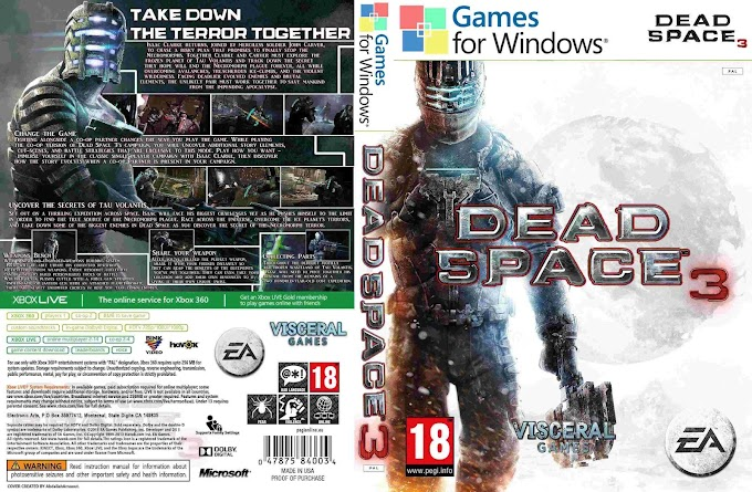 Dead Space 3 - PC Desktop