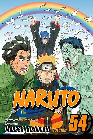 Naruto Tomo 54