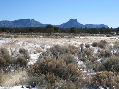 Four Corners Hikes Navajo Nation February 2011