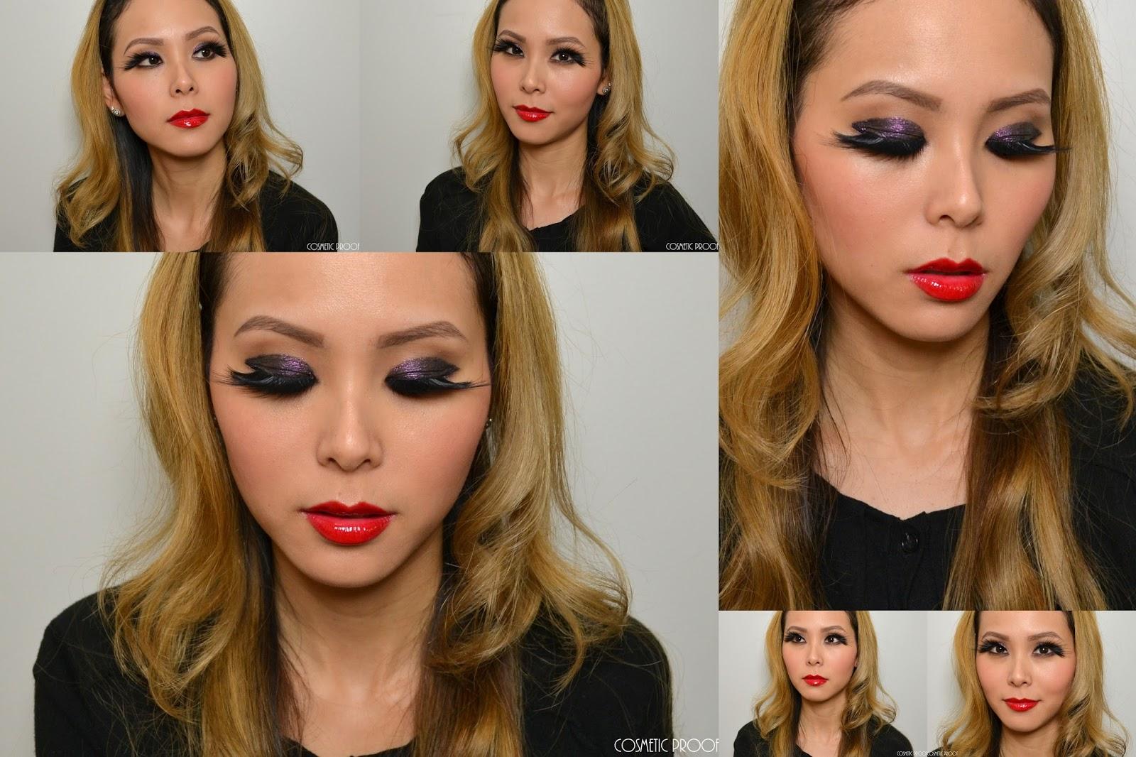 Makeup Look Halloween With Hard Candy Black Swan Inspired Makeup
