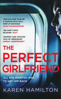 The Perfect Girlfriend by Karen Hamilton book cover