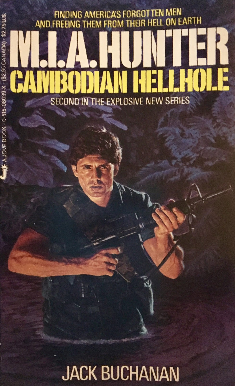 It's 1971 in South Vietnam and our boy Sergeant Mark Stone is out on patrol  in the green slimy filth hunting some Cong. AK fire rips up the night and  shreds ...