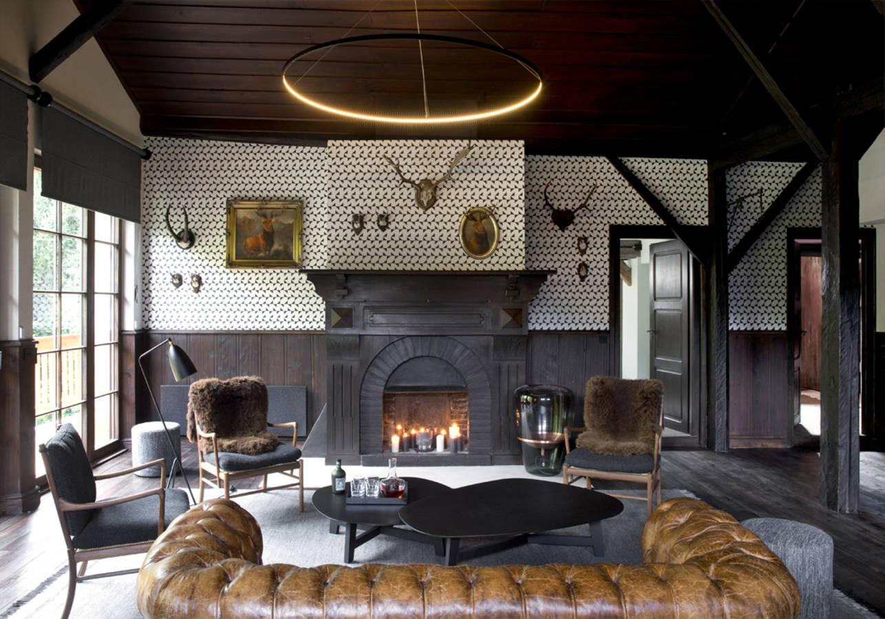Decordemon neo rustic is chic for Neo inspiration interior design