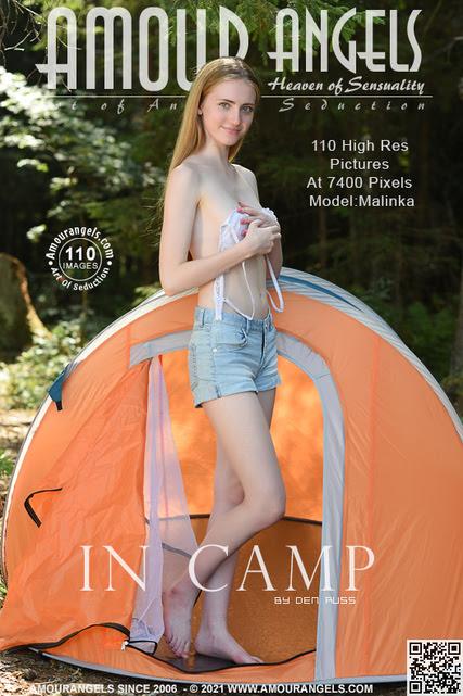 [AmourAngels] Malinka - In Camp amourangels 07020