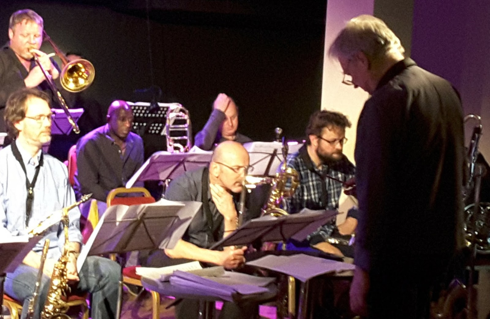 Londonjazz Review Pete Hurt Orchestra At Jazz Cafe Posk