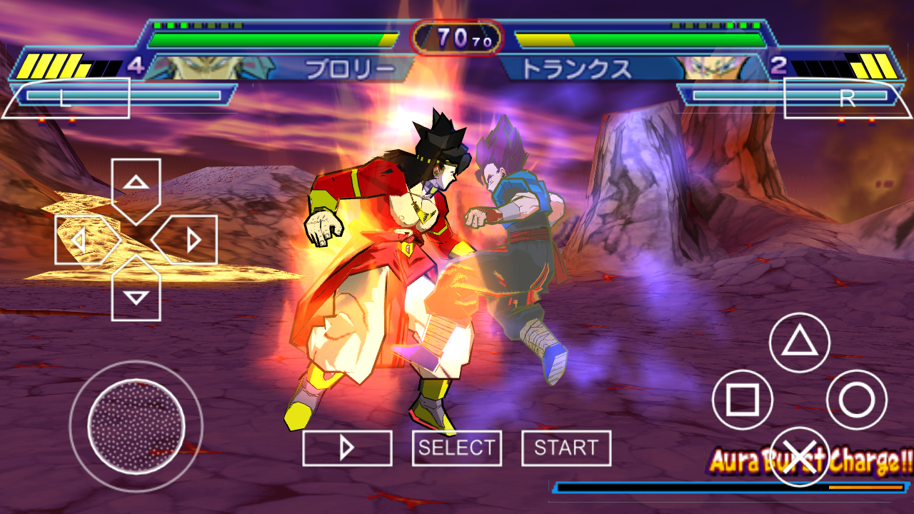 Dbz Game Download For Ppsspp