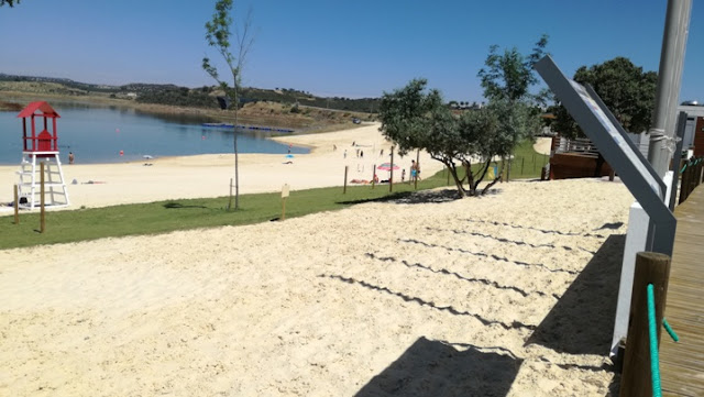 Praia de Amieira