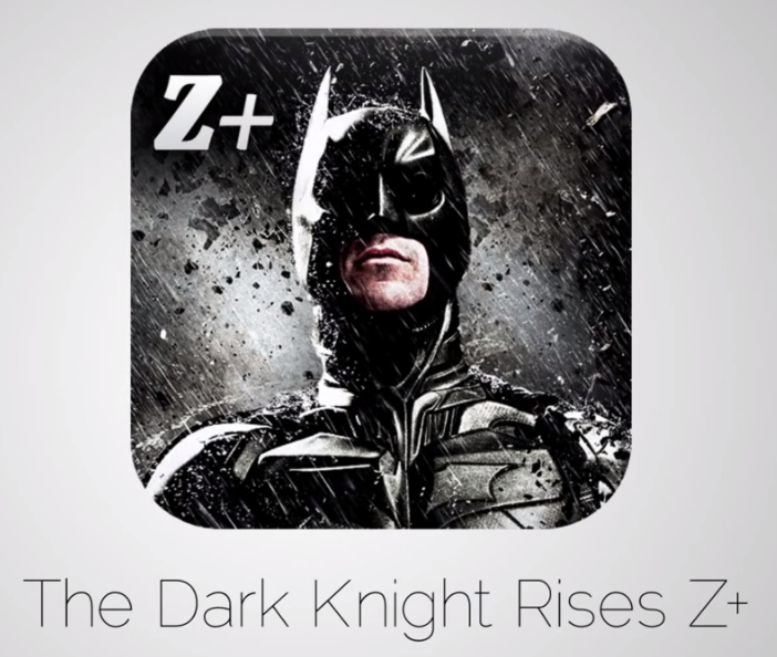 The Dark Knight Rises Z+  image