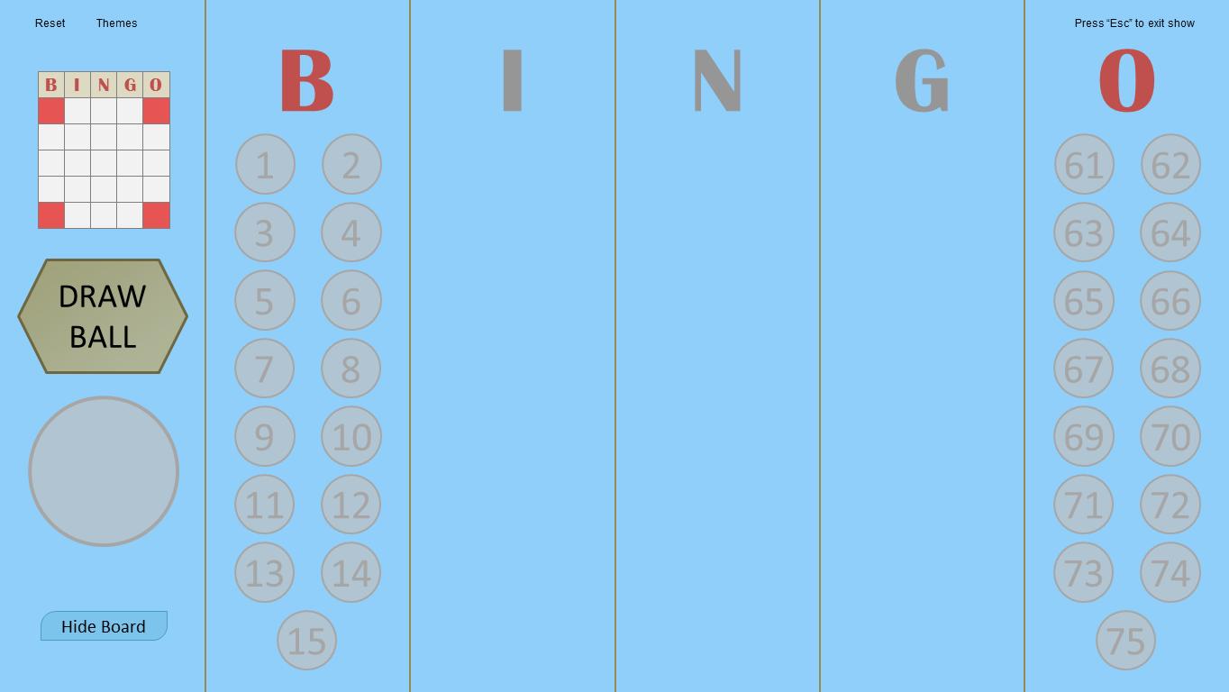 master - Bingo Master Board & Bingo Master Board PLUS BingoFourCorners