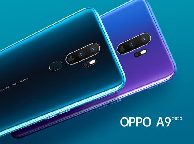 Miliki Empat Kamera Belakang, Yuk Simak Spesifikasi dari Oppo A9 2020