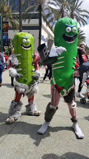 myslojebný Rick a Morty