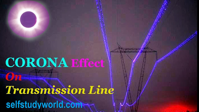 What Is Corona Effect In Transmission Line