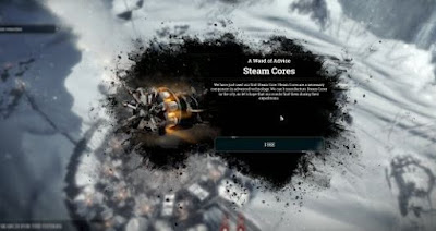 Frostpunk, Steam Core, Expeditions,Rewards