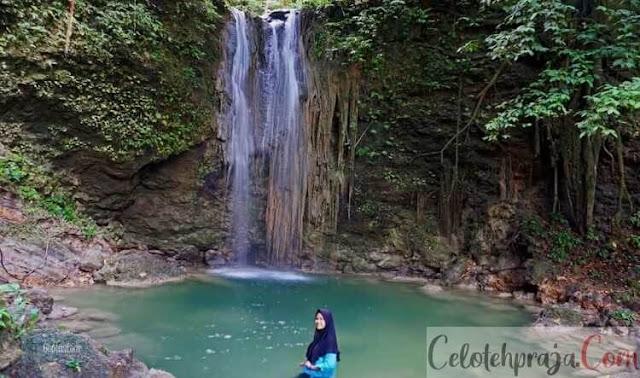 Air Terjun Baho Ndra Gunung Sitoli