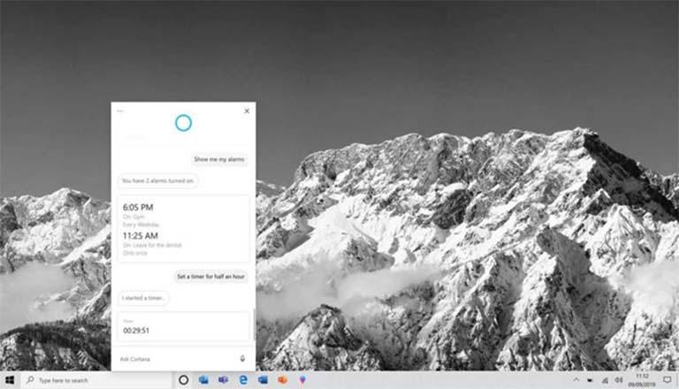 Microsoft Luncurkan Pengalaman Baru Untuk Cortana Pada Windows 10 20H1