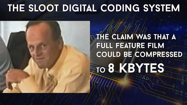 What is SLOOT DIGITAL CODING SYSTEM? is this power of memory storing from future?