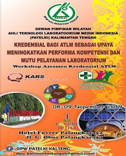 orkshop Asesmen Kredensial ATLM DPW Kalimantan Tengah 2019