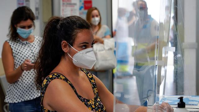 Los contagios siguen disparados en España: más de 16.000 casos nuevos de coronavirus desde el viernes