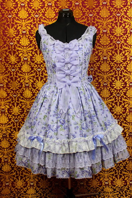 lolita fashion, lolita wardrobe, kawaii, jfashion, auris lothol, eglcommunity, dramatic rose, angelic pretty