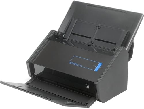 Review Fujitsu ScanSnap iX500 Sheetfed Scanner