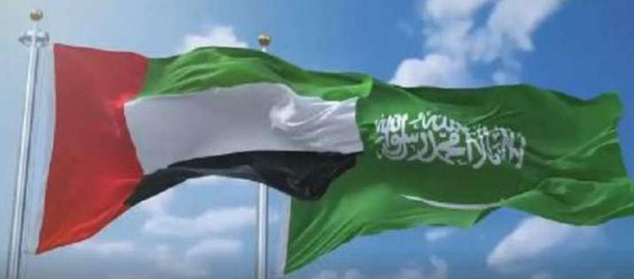 لقاء دبلوماسي: عبدالله بن زايد يستقبل وزير الخارجية السعودي