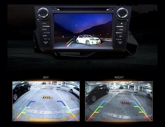 camera hành trình tích hợp màn androi