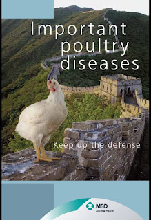 Important Poultry Diseases, 5th Edition by MSD Animal Health