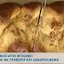 Ο Λάμπρος Βακιάρος έφτιαξε «αλμυρό ψωμί μπριός με γραβιέρα και δενδρολίβανο» (video)