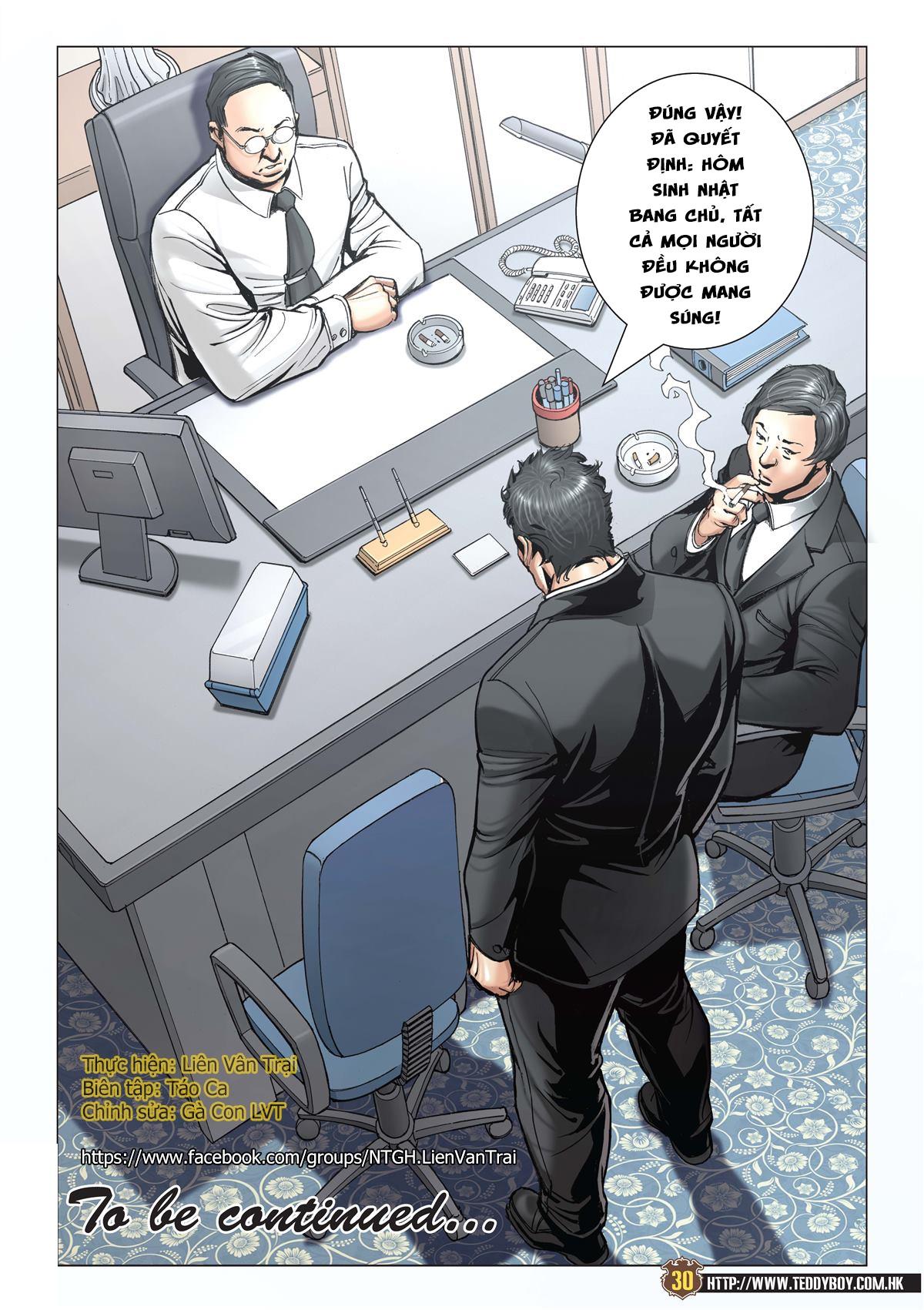 Người Trong Giang Hồ RAW Chương 2061 - NhoTruyen.Net