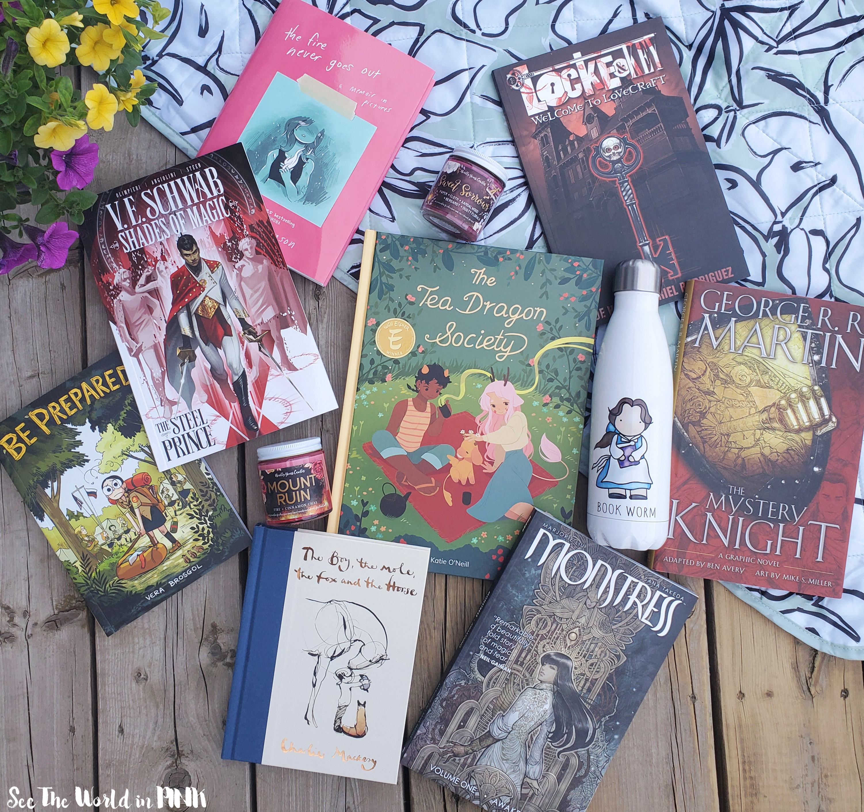 Graphic Novels TBR